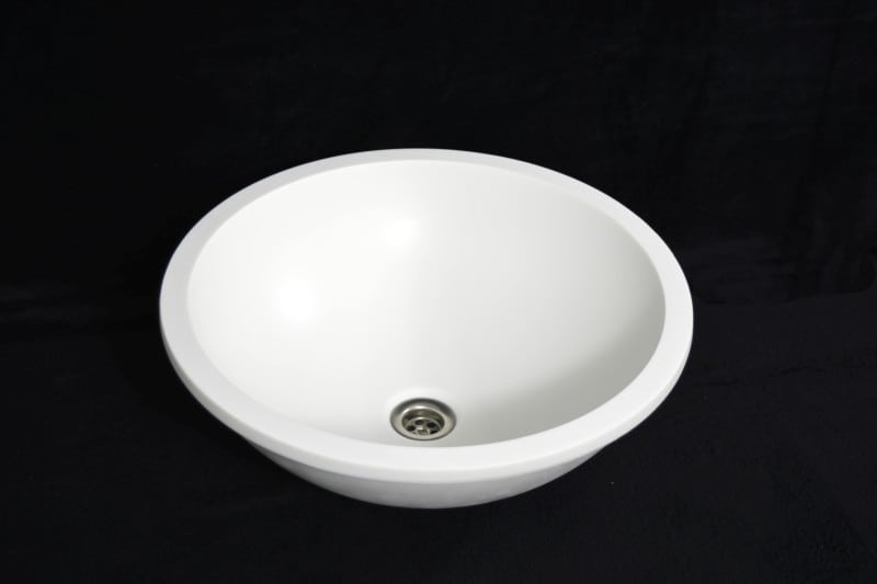 Circini Ronde Solid Surface kom
