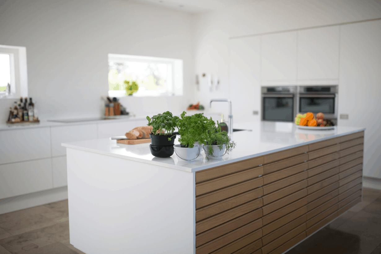 Producten voor een duurzame keuken