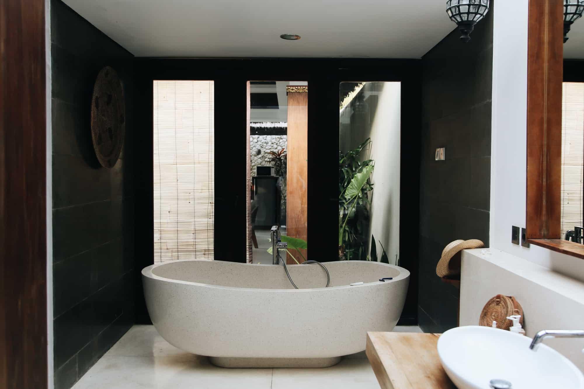 badkamer-donkergroen